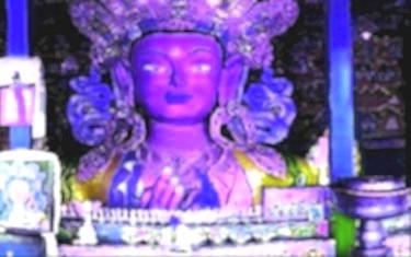 Les influences de l'art Tibétain